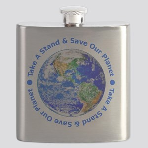 Save Our Planet Flask