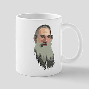 Lyev Nikolayevich Tolstoy Mug