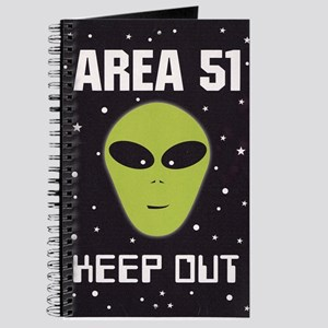 Area 51 Keep Out Journal