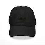 """Bar'chu"" Black Cap"