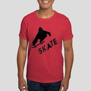 Skate Ollie Sillhouette Dark T-Shirt