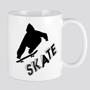 Skate Ollie Sillhouette Mug