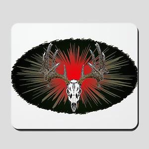 Whitetail buck Mousepad