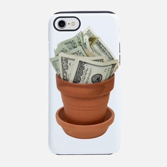 GrowingSavingsPot062709.png iPhone 7 Tough Case