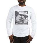 Why the Long Face (No Text) Long Sleeve T-Shirt