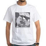 Why the Long Face White T-Shirt