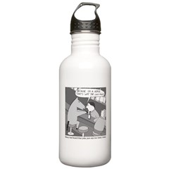 Why the Long Face Water Bottle