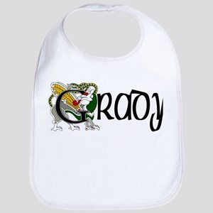 Grady Celtic Dragon Bib