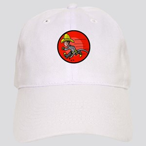 Little Firemen Cap