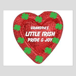 Irish Pride and Joy/Grandpa Small Poster