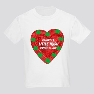 Irish Pride and Joy/Grandpa Kids Light T-Shirt