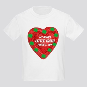 Little Irish Pride & Joy/Aunt Kids Light T-Shirt