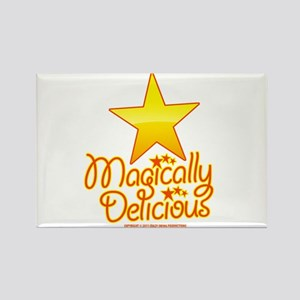 Magically Delicious Star Rectangle Magnet