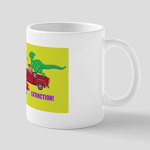 Extinction Mugs