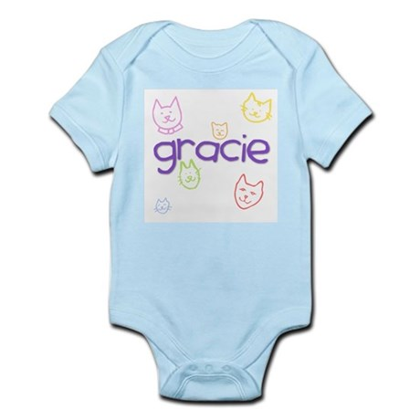Gracie Girl! Infant Creeper