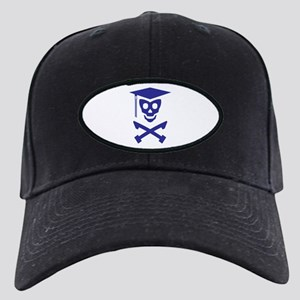 Grad Class Skully Black Cap