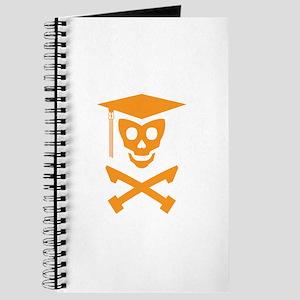 Grad Class Skully Journal