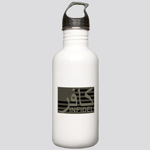 OD American Infidel Stainless Water Bottle 1.0L