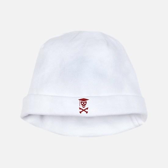 Grad Class Skully baby hat