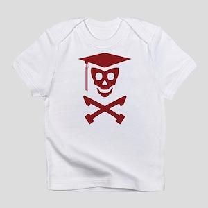 Grad Class Skully Infant T-Shirt