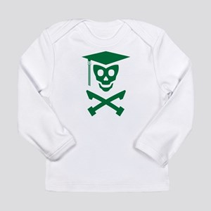 Grad Class Skully Long Sleeve Infant T-Shirt