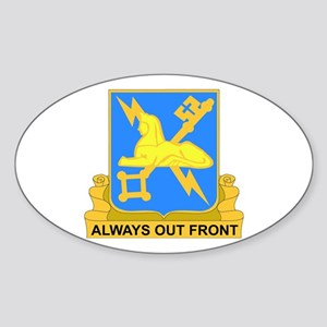 DUI - 209th Military Intelligence Coy Sticker (Ova