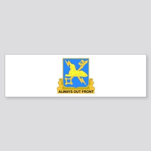 DUI - 209th Military Intelligence Coy Sticker (Bum