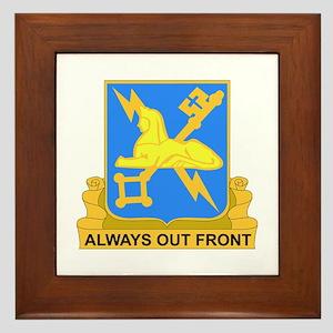 DUI - 209th Military Intelligence Coy Framed Tile