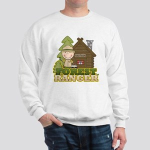 Male Forest Ranger Sweatshirt