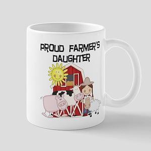 Proud Farmer's Daughter Mug