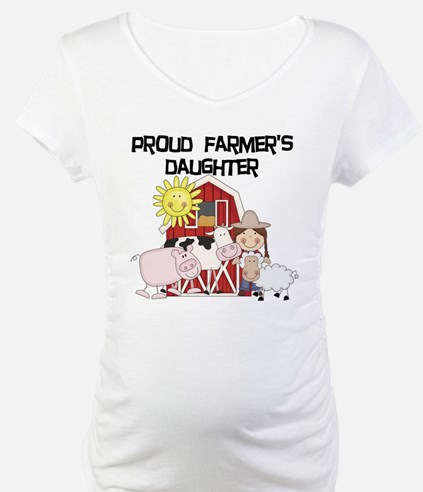 Proud Farmer's Daughter Shirt