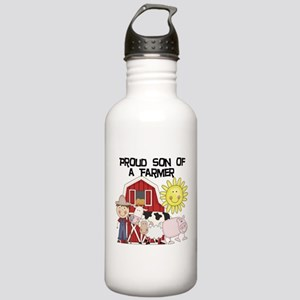 Proud Son of a Farmer Stainless Water Bottle 1.0L