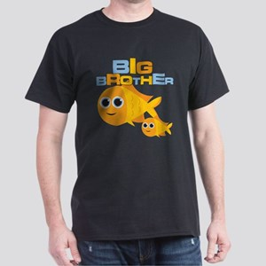 Gold Fish Big Brother Dark T-Shirt