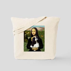 Mona & her Tri Color CKC Tote Bag