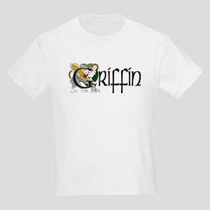 Griffin Celtic Dragon Kids T-Shirt
