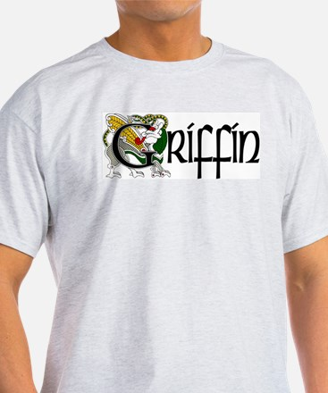 Griffin Celtic Dragon T-Shirt