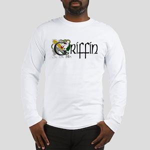 Griffin Celtic Dragon Long Sleeve T-Shirt