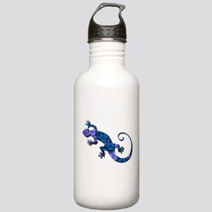 Blue Gecko Stainless Water Bottle 1.0L