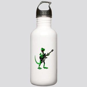 Electric Guitar Gecko Stainless Water Bottle 1.0L