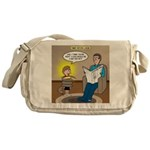 Timmy's Pet Snake Messenger Bag