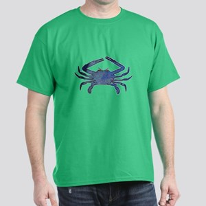 Blue Crab Dark T-Shirt