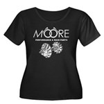 Moore Performance Women's Plus Size Scoop Neck Dar