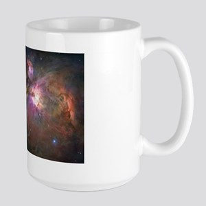 Orion Nebula Hubble Image Large Mug