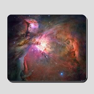 Orion Nebula Hubble Image Mousepad