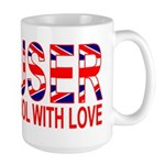 Scouser from Liverpool with Love Large Mug