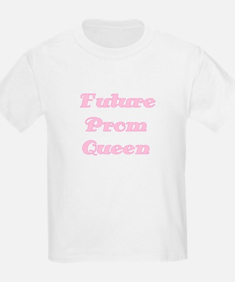 Future Prom Queen Kids T-Shirt