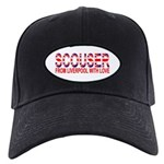 Scouser from Liverpool with Love Black Cap