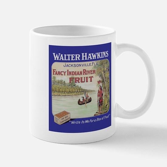 Unique Citrus fruit Mug