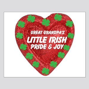 Irish Pride & Joy/Great Grandpa Small Poster