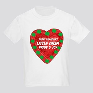 Irish Pride & Joy/Great Grandpa Kids Light T-Shirt